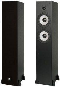 BOSTON ACOUSTICS CS 260 II FLOORSTANDING LOUDSPEAKER BLACK