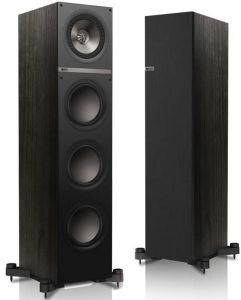 KEF Q700 FLOORSTANDING SPEAKERS 150W BLACK