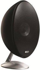 KEF E301 HOME THEATER SATELLITES BLACK