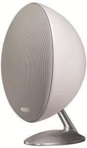 KEF E301 HOME THEATER SATELLITES WHITE