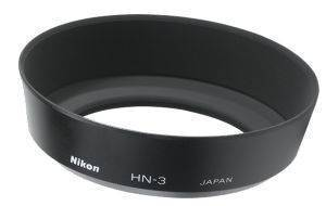 NIKON HN-3 SCREW-ON LENS HOOD