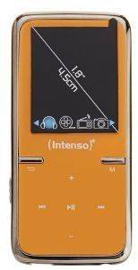 INTENSO 3717465 8GB VIDEO SCOOTER LCD 1.8'' MP4 ORANGE