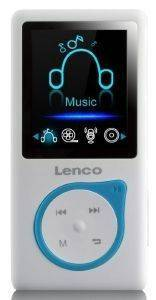 LENCO XEMIO-657 4GB MP4 PLAYER BLUE