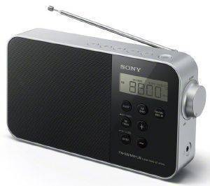 SONY ICF-M780SL LARGE SIZE PORTABLE RADIO WITH MONAURAL SPEAKER BLACK