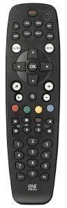ONE FOR ALL OFA 8 URC 2981 UNIVERSAL REMOTE CONTROL