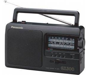PANASONIC RF-3500 ANALOGUE PORTABLE RADIO BLACK