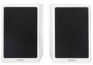 DENON SC-N9 SPEAKERS WHITE
