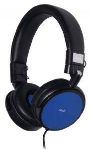 CRYPTO HP-150 ON-EAR HEADPHONE BLACK/BLUE