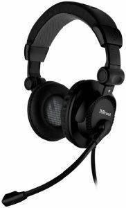 TRUST COMO HEADSET ήχος  amp  εικόνα mp3 ακουστικα headset