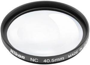 NIKON NC 40.5 NEUTRAL COLOR 40.5MM FILTER FTA08201