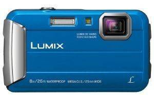 PANASONIC LUMIX DMC-FT30 BLUE