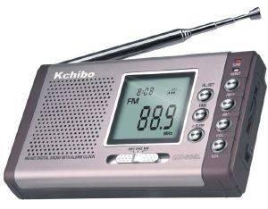 ΡΑΔΙΟΦΩΝΟ ΨΗΦΙΑΚΗΣ ΕΝΔΕΙΞΗΣ KCHIBO KK-565L ήχος  amp  εικόνα ραδιοφωνα ραδιοφωνα