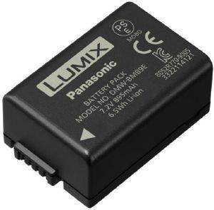 PANASONIC DMW-BMB9E LITHIUM-ION BATTERY