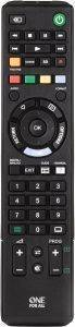 ONE FOR ALL SONY REPLACEMENT REMOTE CONTROL URC 1912