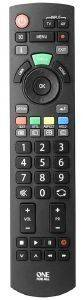 ONE FOR ALL PANASONIC REPLACEMENT REMOTE CONTROL URC 1914