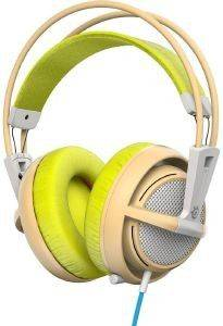 STEELSERIES SIBERIA 200 GAMING HEADSET GAIA GREEN ήχος  amp  εικόνα mp3 ακουστικα headset