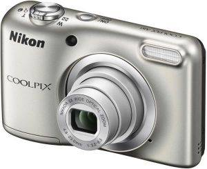 NIKON COOLPIX A10 KIT SILVER