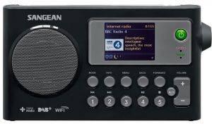 SANGEAN WFR-27C INTERNET RADIO / DAB+ / FM-RDS / NETWORK MUSIC PLAYER DIGITAL RE ήχος  amp  εικόνα ηχοσυστηματα ραδιοφωνα