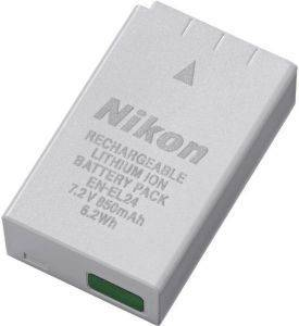 NIKON EN-EL24 RECHARGEABLE LI-ION BATTERY