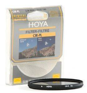 HOYA HD FILTER CIR-PL 58MM POL CIRCULAR SLIM