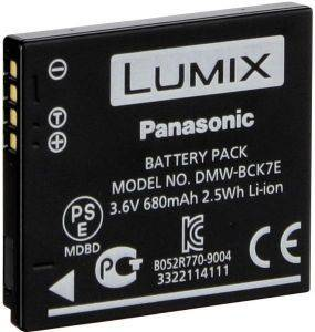 PANASONIC DMW-BCK7E LITHIUM-ION BATTERY PACK FOR SELECT PANASONIC LUMIX