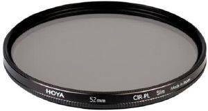 HOYA HD FILTER CIR-PL 52MM POL CIRCULAR SLIM