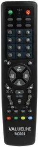 VALUELINE VLR-RC001 UNIVERSAL REMOTE CONTROL 10-IN-1