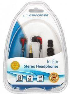 ESPERANZA EH123 IN-EAR STEREO EARPHONES