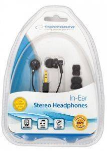 ESPERANZA EH124 IN-EAR STEREO EARPHONES