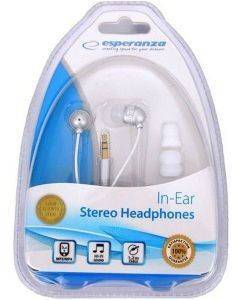 ESPERANZA EH126 IN-EAR STEREO EARPHONES