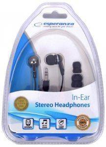 ESPERANZA EH125 IN-EAR STEREO EARPHONES