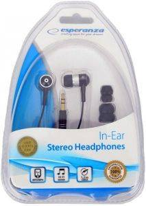 ESPERANZA EH128 IN-EAR STEREO EARPHONES