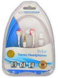 ESPERANZA EH127 IN-EAR STEREO EARPHONES