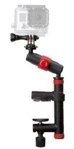 JOBY JB01291 ACTION CLAMP + LOCKING ARM WITH GOPRO ADAPTER
