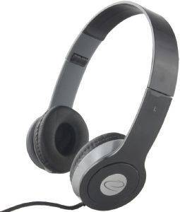 ESPERANZA EH145K STEREO AUDIO HEADPHONES TECHNO BLACK