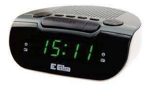 ELTRA CLOCK RADIO ZEBU 06PLL GREY/WHITE