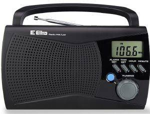 ELTRA RADIO KINGA 2 BLACK