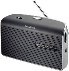 GRUNDIG MUSIC 60 PORTABLE RADIO GREY