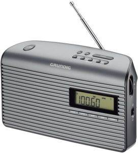 GRUNDIG MUSIC 61 PORTABLE RADIO BLACK