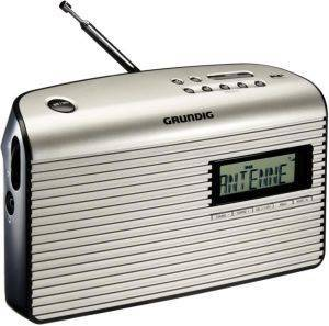 GRUNDIG MUSIC 7000 DAB+ DIGITAL RADIO BLACK/PEARL