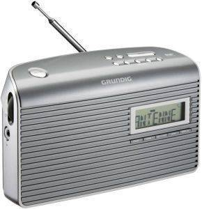 GRUNDIG MUSIC 7000 DAB+ DIGITAL RADIO GREY/SILVER