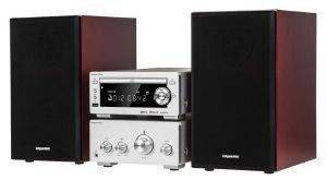 KRUGER & MATZ KM1584CD HI-FI SYSTEM WITH CD/USB/BLUETOOTH