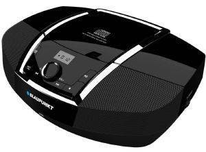 BLAUPUNKT BB 12 CD/MP3 BOOMBOX USB BLACK