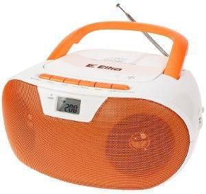 ELTRA RADIO MASZA WHITE/ORANGE