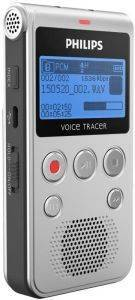 PHILIPS DVT1300 4GB VOICE TRACER AUDIO RECORDER CONVERSATIONS RECORDING