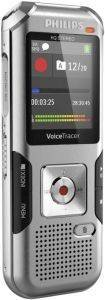 PHILIPS DVT4010 8GB VOICE TRACER AUDIO RECORDER CONVERSATION RECORDING