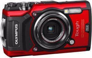 OLYMPUS TOUGH TG-5 RED