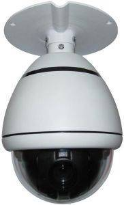 VANDSEC VP-EMS10 WATERPROOF PTZ DOME VARIFOCAL CAMERA 1/3'' COLOR SONY SUPER HAD CCD 700 TV LINES