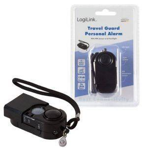 LOGILINK SC0209 PERSONAL TRAVEL GUARD ALARM
