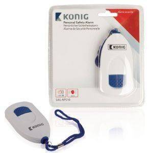 KONIG SAS-APS10 PERSONAL SAFETY ALARM